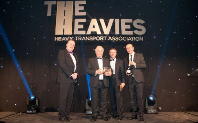 2015 Winners of Job of the Year (CAT2) Vehicle